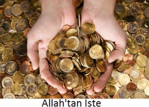 Borç Ödeme Duası (Verilen Borcu Geri Alma Duası)